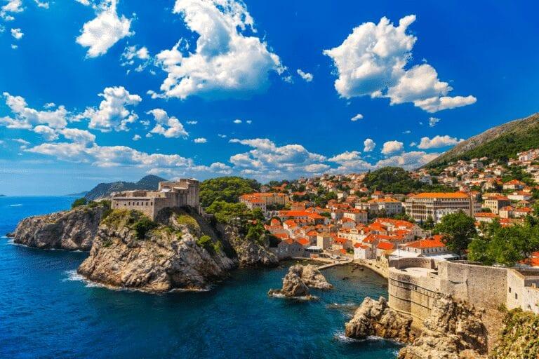 Escorted Motorhome Tours to Dubrovnik, Croatia
