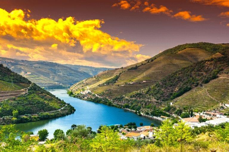 Portugal Dora Valley Motorhome tour