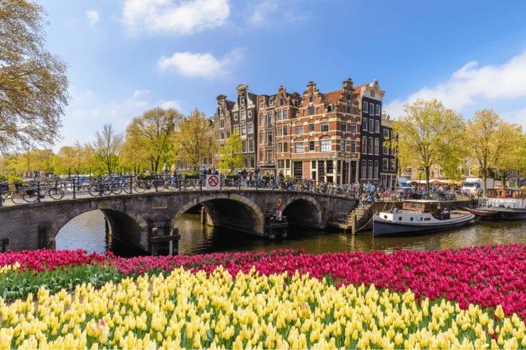 Amsterdam Motorhome Tour
