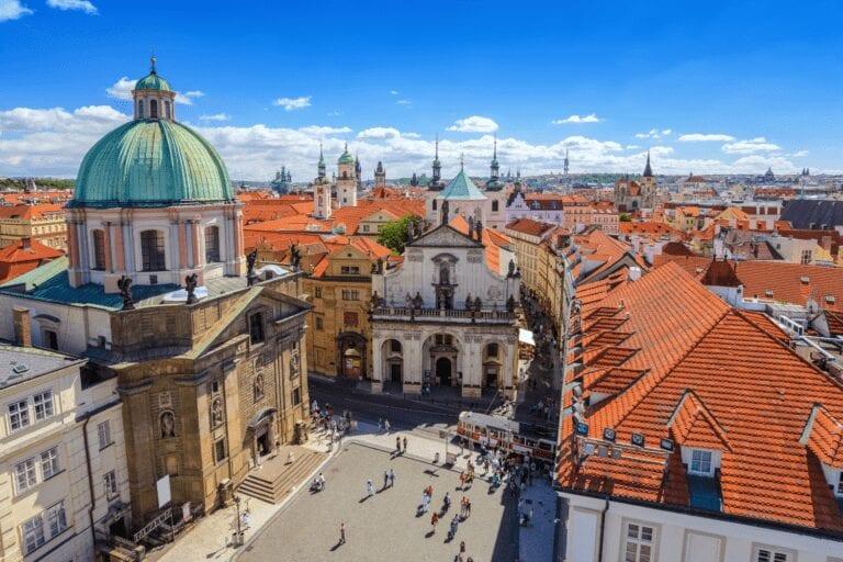 Prague Motorhome Tours