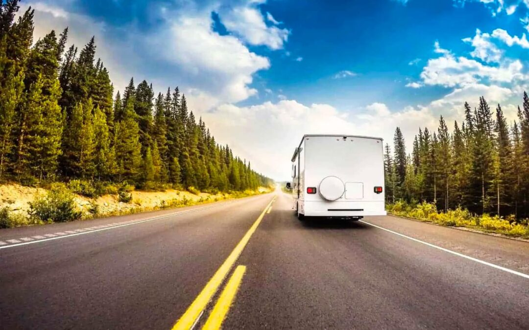 Advantages of joining an Escorted Motorhome Tour