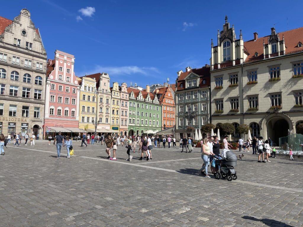 Motorhome Tour to Poland